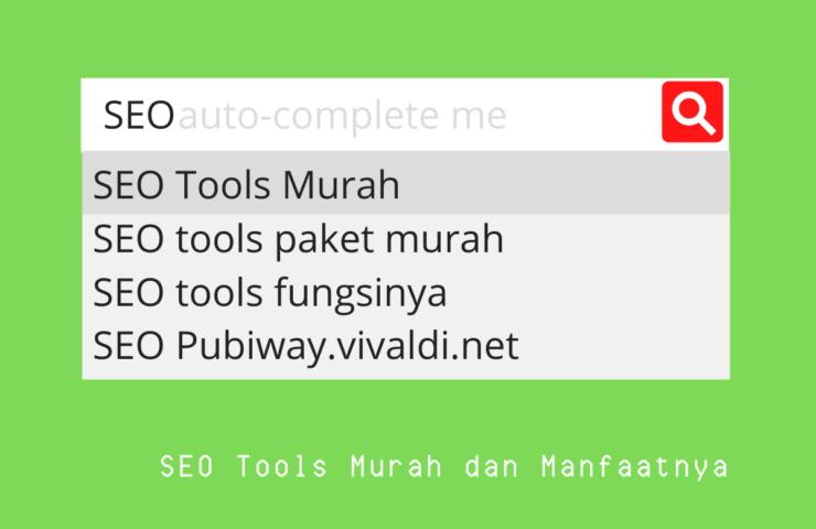Tools SEO Murah